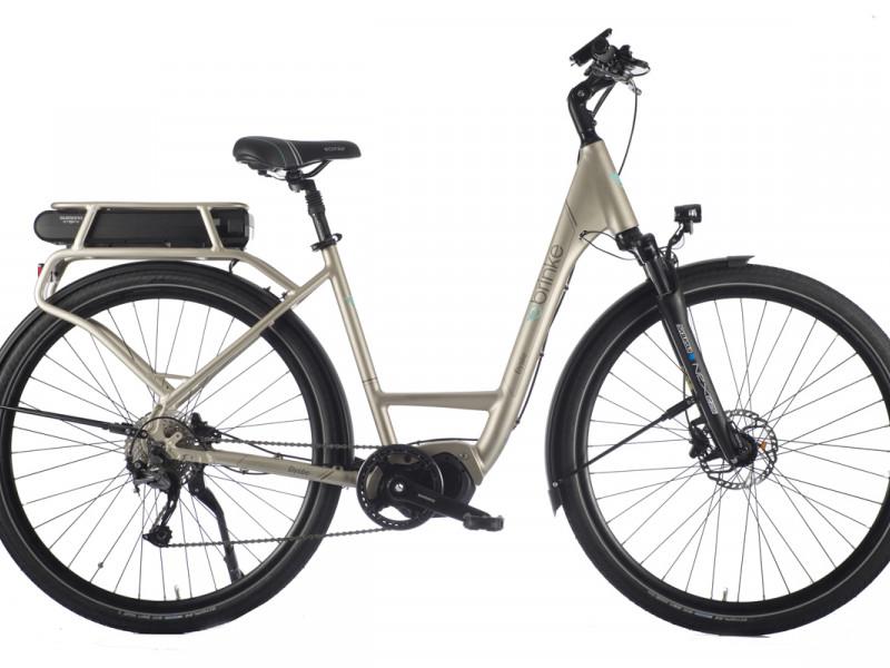 Brinke ebike city bike
