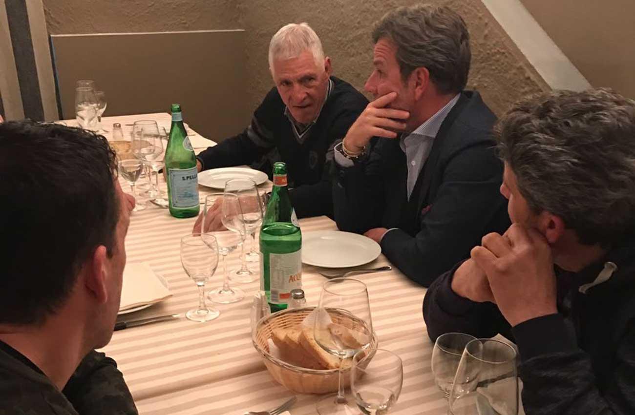 Una giornata con Francesco Moser